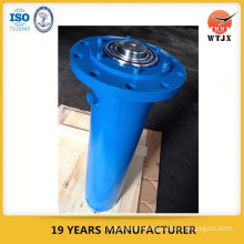 four stages telescopic cylinders for press machine