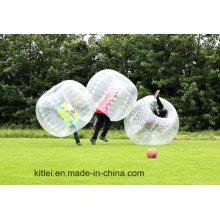 Стандарт CE 1.5 м, 0.8 мм ТПУ/ПВХ Inflatalbe человеческого Футбол пузырь, пузырь шары для продажи