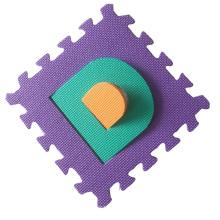 Baby Eva Foam Soft Kids Play Mat Puzzle Floor Interlocking Crawling Play Floor Mat