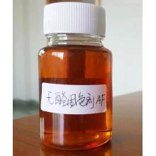 High viscosity textile fixing agent