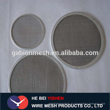 Malha de arame metálico de baixo preço Filtro de discos alibaba China