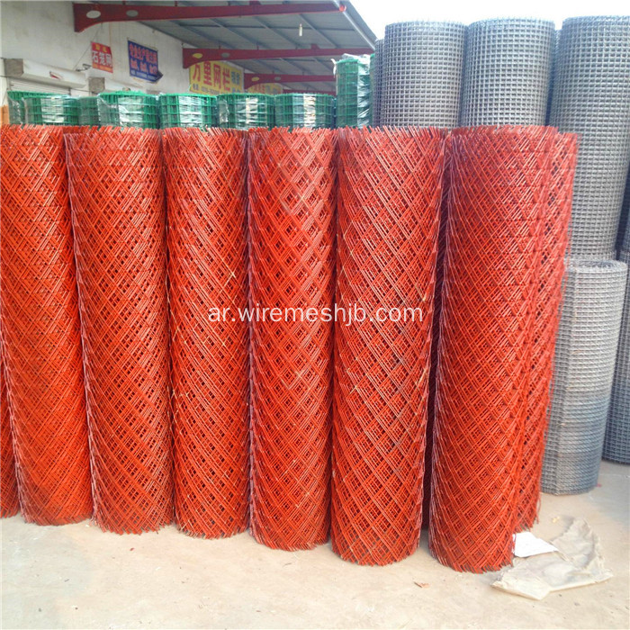 Anti-theft Expanded Metal Mesh