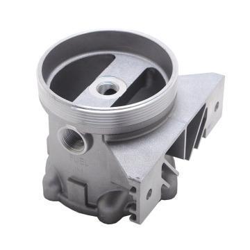 Fundição em alumínio para caminhão pesado Separador de óleo e água Shell 2