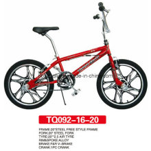 BMX Freestyle Bicycle / Hot Sale Fabricant 20 ""