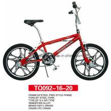 "BMX freestyle bicicleta / venda quente fabricante 20 """