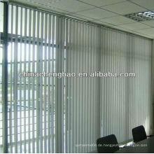 Vertikale blinde Vorhänge
