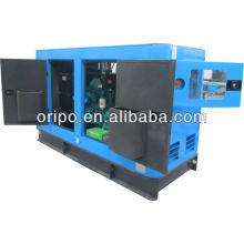 standby 20-50kw soundproof enclosure generator set powered by Dongfeng Cummins engine
