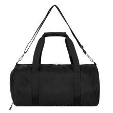 New Sports Polyester Waterproof Sports Swimming Gym Duffle Bag Customized Gym Bag