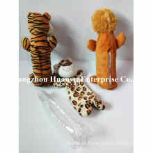 Fábrica de suministros de felpa de juguete relleno de mascotas