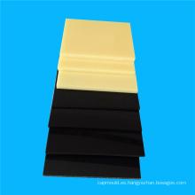 Material plástico de 4x8 pies Beige ABS Sheets