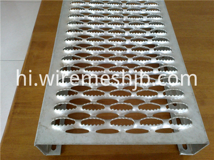 Metal Safety Grating
