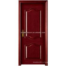 Простой дизайн деревянная дверь твердых внутренней двери MD-505 от бренда двери Китай Top 10