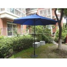 Paraguas del patio al aire libre de la sombra