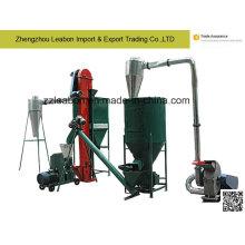 Ligne de fabrication de granule d'alimentation de volaille d'animal de 500kg / H
