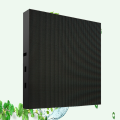 P10 outdoor led display ahorro de energía