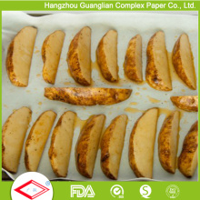 "40g 16""X24"" Full Sheet Cooking and Baking Paper Type for Oven"