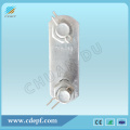 P Type Hot-dip Galvanized Parallel Eye Clevis