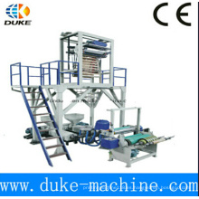 PE que hace la máquina / el precio de la máquina de moldeado del soplo del color dos (SJ-45 * 2)