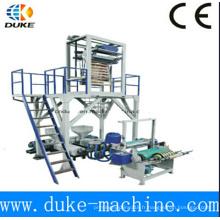 Machine de fabrication de PE / Machine de moulage par soufflage à deux couleurs Prix (SJ-45 * 2)