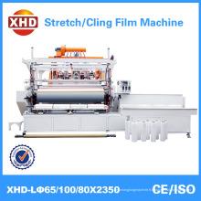 Machine de fabrication de film étirable à étirage rigide de haute qualité 2000mm entièrement automatique