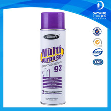 Multi-purpose Non-toxic Super Adhesive Spray Glue For Fiberglass