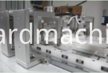 Chip Embedding Torsion and Bending Machine
