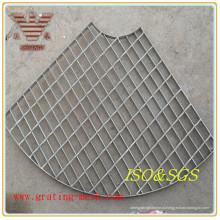 Решетка из стали специальной формы / стержня / стального стержня