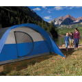 Dome Family Car Campers Camping Trips Easy up 8-Person Tente