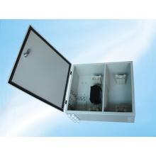 Cadre extérieur de distribution de fibre optique de mur de 72cores