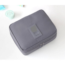 Bolso de almacenamiento plegable de la bolsa de almacenamiento del bolso de almacenamiento del viaje con la cremallera