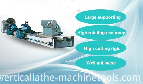 Industrial conventional lathe machine specifications