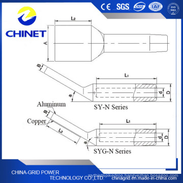 Sy\Syg-N Type Heat Resistance Conductor Terminal Clamp