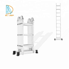 Aluminum Super Aluminum Multi-Position Extension A Frame Ladder