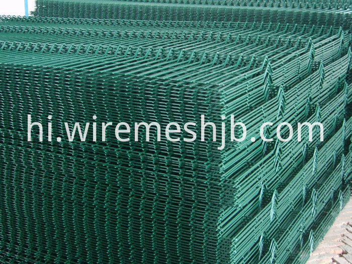 Weld Mesh Security Fencing