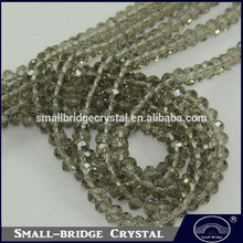 2015 Hot Sale Shinning Beads 8mm Crystal Glass Jewelry Accessory