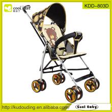 Abnehmbarer Armlehnengewebegroßverkaufbaby-Spaziergänger für Baby-Spaziergänger, Baby-Spaziergänger-Regenabdeckung
