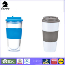 BPA Free Double Wall Thermal Travel Cup