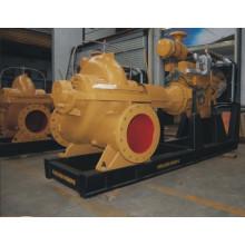 Doppelansaug-Kreiselpumpe, Split-Case-Pumpe, High-Flow-Wasserpumpe, horizontale Axialpumpe