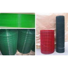 Different Color PVC Coated Welded Wire Mesh