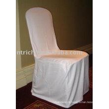 cadeira covers,100%polyester/visa cadeira cobre, capas de cadeira para hotel/banquetes