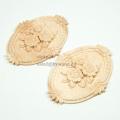 Твердый деревянный стиль и немецкое украшение деревянные накладки ручной резьбы деревянные накладки