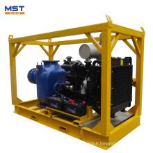 Pompe à eau centrifuge à aspiration automatique
