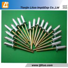 Gute Qualität Open End Aluminium Stahl Blindniet