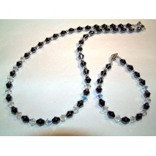 Hematite Set Mintcream Jewelry