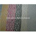 O poliéster 100% decora a tela moderna do sofá para o estofamento