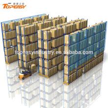 Подгонянные блоки для хранения склада для промышленного использования