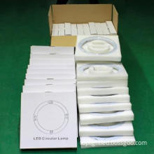 Clear LED 18W Round Lamp