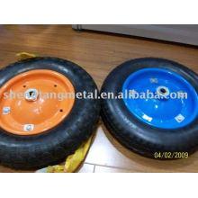pneumatic wheel 3.25-8 for wheelbarrow