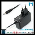 12v AC DC адаптер 800ma 9,6 Вт