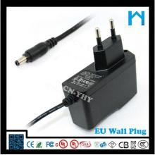 Adaptador de alimentação universal Adaptador de 9V 1A / 12 volts 9V 1A / adaptador de alimentação